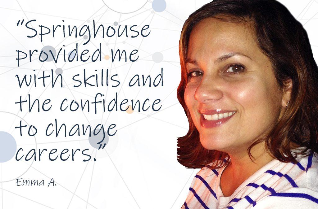 Student Success Story: Emma A.
