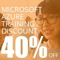 Microsoft Azure Training Discount